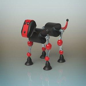 robot dog model