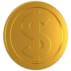 gold coin model