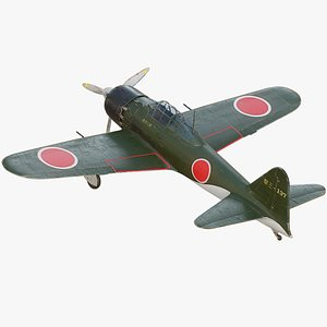 Mitsubishi A6M5 Zero model
