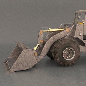 laomusic arts 3D model