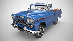 Chevrolet Apache 4x4 3D