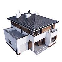 Villa 01 House Cottage
