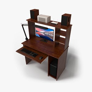 3D PC with table