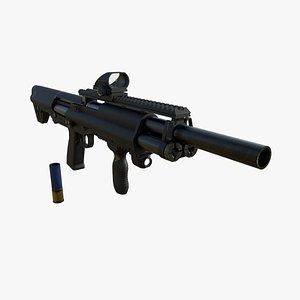 Shotgun model