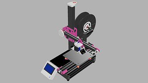 Mini 3D Printer 3D model