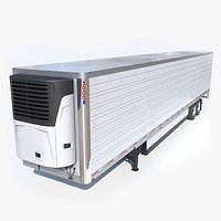 Food Refrigerated Trailer