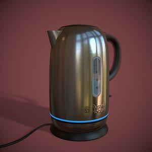 3D hobbs kettle model