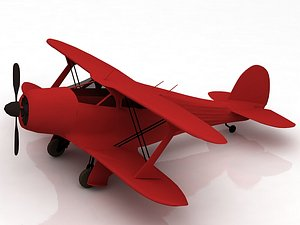Beechcraft G 17S model