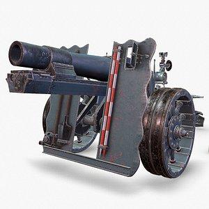 sig 33 modeled 3D model