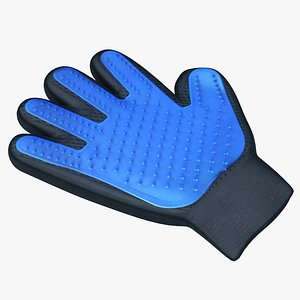 3D Pet Fur Cleaner Glove