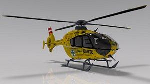 eurocopter airbus ec135 3D model