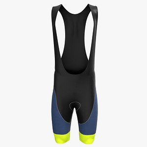 bicycle jersey 3D model