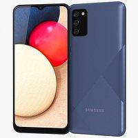 Samsung Galaxy A02s Blue