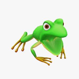 frog 3D