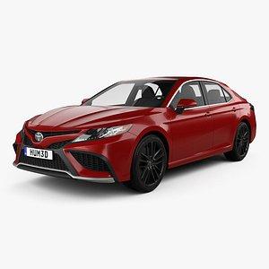 Toyota Camry XSE 2021 model