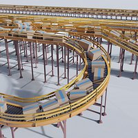 Conveyor Belt Scene and Constructor