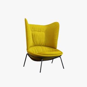 Chair V77 3D model