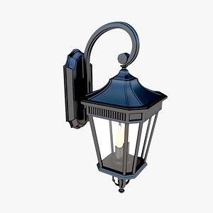 3D cotswold lantern