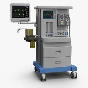 Jinling 850 Anesthisia Machine model