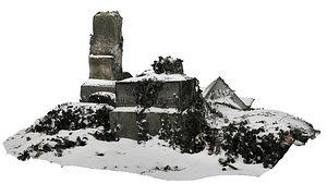 3D Ancient Tomb