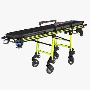 3D EMS Stretcher