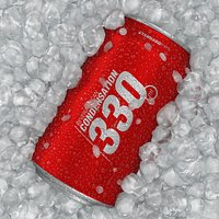 Standard Condensation Can 330ml Big Ice Heap