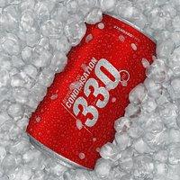 Standard Condensation Can 330ml Big Ice Heap