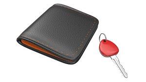 wallet key model