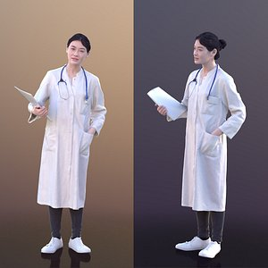 young doc doctor 3D