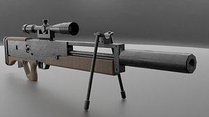 3D WA2000