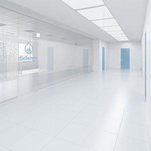 3D interior lab
