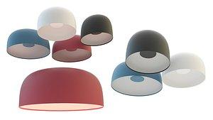 3D model lampatron lamps