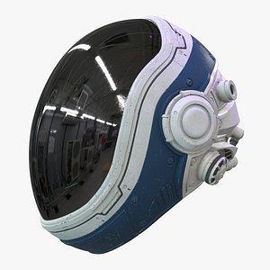 3D model Astronaut Helmet Nomad