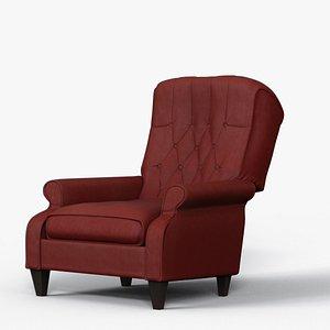 arm chair model