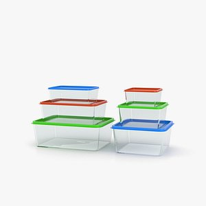 Food Container model