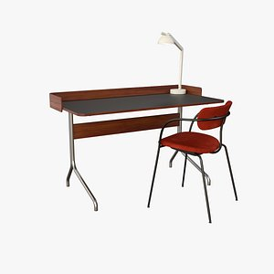 Office Table V1 Collection 3D model