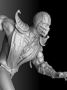 3D Scorpion MK9.3D printable.STL.