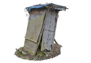 slums scan 3D