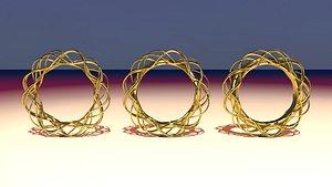 ring pack 3D