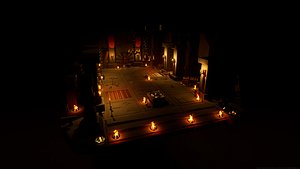 3D Stylized Dungeon Pack JFG and Unreal Engine 4 Game Pack