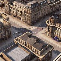 Newcastle City 4K PBR Textures