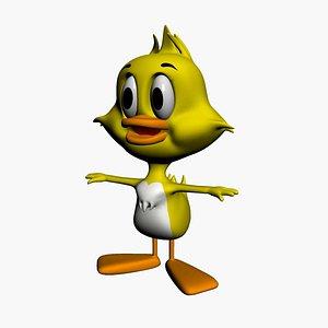 duckling 3D