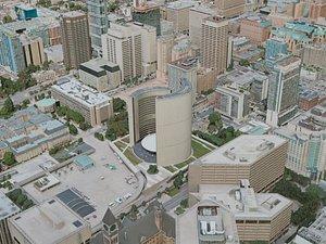 city 2020 3D