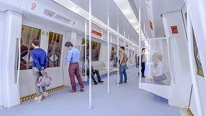 3D High-speed rail20210408