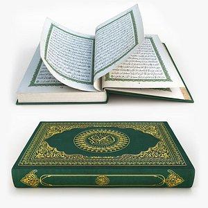 Book Quran model
