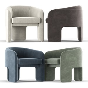 armchair 3D
