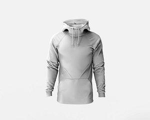 hoodie hood 3D model
