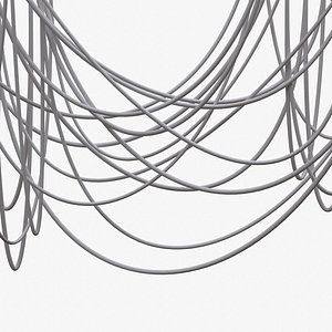 Cable Wire 3D