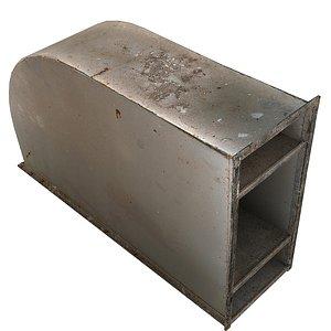 Ventilation Modular 01 01 A 3D model