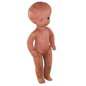 3D Small Doll USSR 05 01